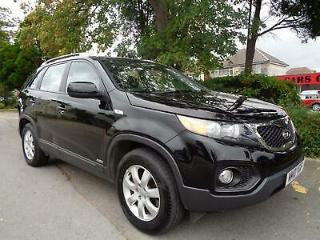 KIA SORENTO 2.2CRDi 4WD 7 SEATER COMPLETE WITH M.O.T HPI CLEAR INC WARRANTY