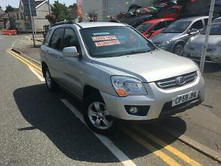 Kia Sportage 2.0 2WD XE 2010 59 plate one owner with service history