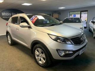 Kia Sportage Crdi 2 Estate 1.7 Manual Diesel