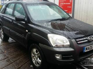Kia Sportage XE Black 2 litre LPG with certificate and petrol
