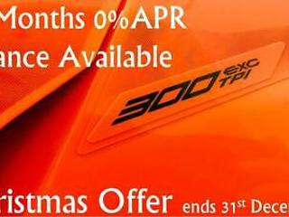 KTM 300 EXC TPI 2020 CHRISTMAS OFFER 4 YEARS 0%APR FINANCE. HURRY