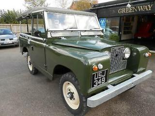 Land Rover 88 inch series 2