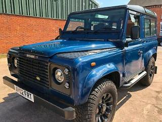 Land Rover 90 Defender 2.5 Td5 County 6 Seater 2002