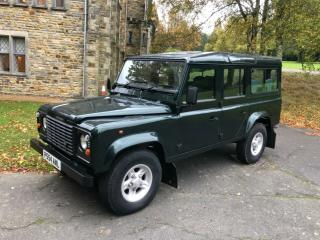 Land Rover Defender 110 Genuine CSW Galvanised Chassis 1996 300 TDI Just 1 Owner