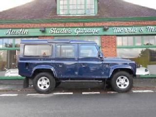 Land Rover Defender 110 TD XS STATION WAGON 1 Owner FSH