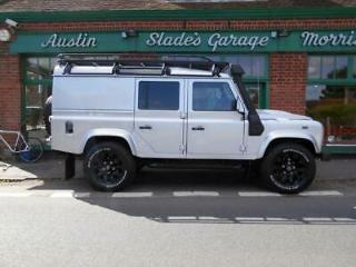 Land Rover Defender 110 TD XS UTILITY WAGON