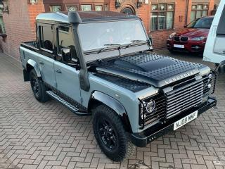Land Rover Defender 110 xs double cab lwb