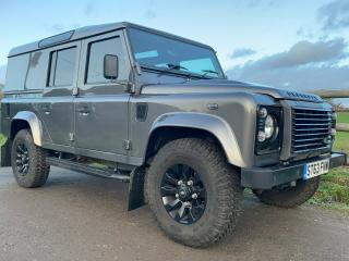 Land Rover Defender 110 XS Utility