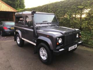 Land Rover Defender 90 TD5 County Station Wagon, 6 Seater, 2002 02