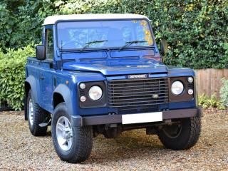 Land Rover Defender 90 TD5 Pickup Truck 2003 +TDCI extra +IFOR Canopy *FANTASTIC