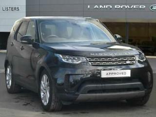 Land Rover Discovery 2018 Diesel SW 3.0 TD6 SE 5dr Auto SUV