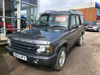 Land Rover Discovery 2.5Td5 auto 2003MY XS 7 seater