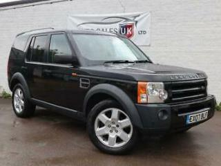 LAND ROVER DISCOVERY 2.7 3 TDV6 HSE GOOD BAD CREDIT CAR FINANCE AVAILABLE!