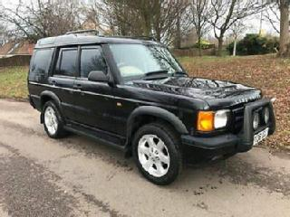 Land Rover Discovery 2 TD5 XS ES spec