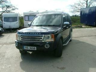 Land Rover Discovery 3 2.7TD V6 auto 2006MY SE 7 SEATER