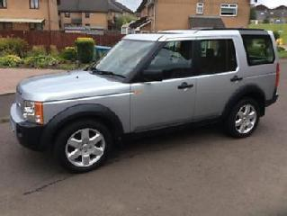 Land Rover Discovery 3 2.7TD V6 auto HSE new mot and timing belt