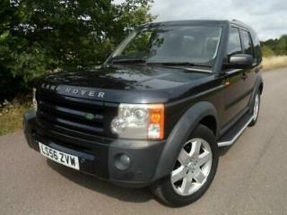 Land Rover Discovery 3 2.7TD V6 HSE Station Wagon 5d 2720cc auto 2007 discovery