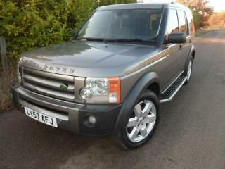 Land Rover Discovery 3 2.7TD V6 HSE Station Wagon 5d 2720cc auto 2008 discovery
