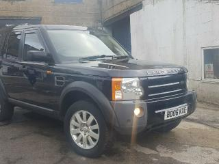 land rover discovery 3 se 7 seats heated leather, sat nav,140k,automatic 2.7d