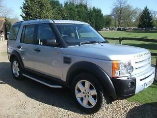 Land Rover Discovery 3 Tdv6 Hse 127K SERVICE HISTORY! DIESEL AUTOMATIC 2008/08