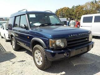 LAND ROVER DISCOVERY 4.0 V8 SE HALF LEATHER 4X4 * ONLY 58000 MILES * SUNROOFS