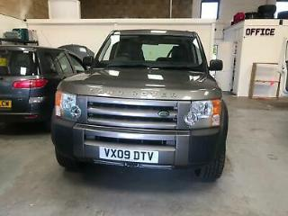 Land Rover Discovery 4 2.7TDV6 XS