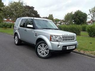 LAND ROVER DISCOVERY 4 3.0 SD V6 XS AUTOMATIC FACELIFT MODEL