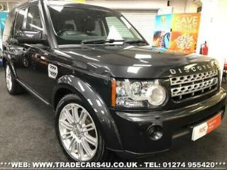 LAND ROVER DISCOVERY 4 3.0 SDV6 HSE DIESEL AUTO 4WD 7 SEATS*RARE COLOUR*L@@K