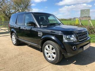 Land Rover Discovery 4 3.0SD V6 255bhp 4X4 Auto 2014MY XS