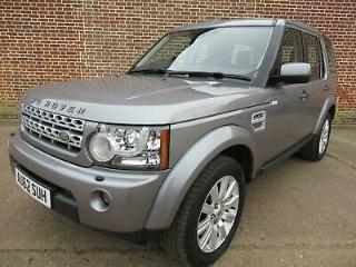 Land Rover Discovery 4 3.0SD V6 255bhp auto 2012MY HSE