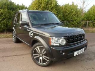 Land Rover Discovery 4 3.0SD V6 255bhp HSE Luxury Station Wagon 5d 2993cc Auto