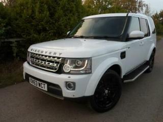 Land Rover Discovery 4 3.0SD V6 255bhp HSE Station Wagon 5d 2993cc Auto 2013 d