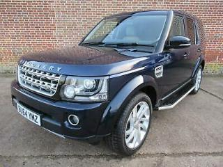 Land Rover Discovery 4 3.0SD V6 255bhp s/s Auto 2015MY HSE