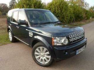 Land Rover Discovery 4 3.0SD V6 255bhp XS Station Wagon 5d 2993cc auto 2013 di