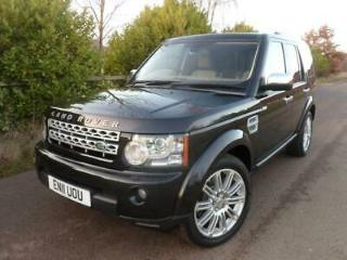 Land Rover Discovery 4 3.0SDV6 242bhp 4X4 XS Station Wagon 5d 2993cc Auto 2011