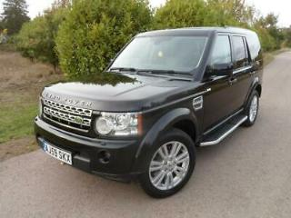 Land Rover Discovery 4 3.0TDV6 242bhp 4X4 HSE Station Wagon 5d 2993cc Auto 200