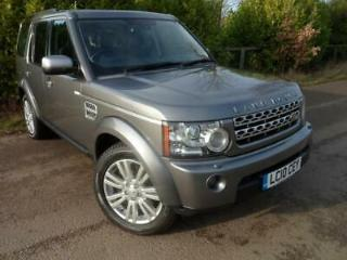 Land Rover Discovery 4 3.0TDV6 242bhp 4X4 HSE Station Wagon 5d 2993cc Auto 201