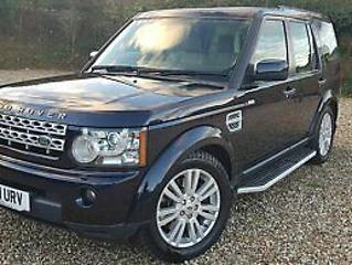 Land Rover Discovery 4, Cambelt & brakes changed, MOT Feb 2020 Superb Condition