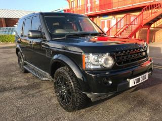 LAND ROVER DISCOVERY 4 LANDMARK 7 SEAT