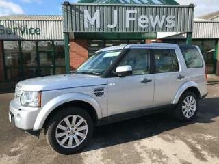 Land Rover Discovery 4 SDV6 HSE 4x4
