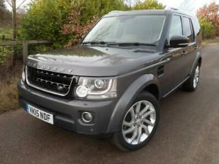 Land Rover Discovery 4 SDV6 HSE LUXURY 2015 discovery 4 4x4