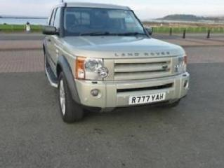 Land Rover Discovery Commercial Xs Light 4X4 Utility 2.7 Automatic Diesel