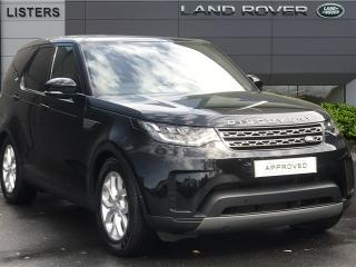 Land Rover Discovery Diesel 3.0 SDV6 306 SE Commercial Auto SUV, 4143 miles, £54000
