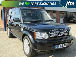 Land Rover Discovery Sdv6 Gs Estate 3.0 Automatic Diesel