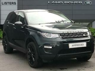 Land Rover Discovery Sport 2016 Diesel SW 2.0 TD4 180 HSE Luxury 5dr Auto SUV