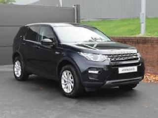 Land Rover Discovery Sport 2017 Diesel SW 2.0 TD4 180 SE Tech 5dr Auto 4x4