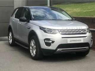 Land Rover Discovery Sport 2019 Diesel SW 2.0 SD4 240 HSE 5dr Auto 5 Seat SUV