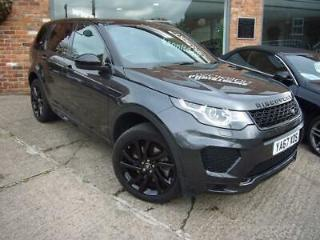 Land Rover Discovery Sport 2.0 Si4 290 Dynamic Luxury HSE
