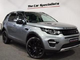 Land Rover Discovery Sport 2.2 SD4 HSE EXTERIOR BLACK PACK PAN ROOF R/CAMERA 20