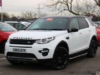 Land Rover Discovery Sport 2.2 SD4 HSE Lux 5dr Aut